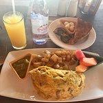 Solomon's Special Omelette