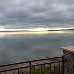 Peaceful Grand Traverse Bay from the 3 bedroom condo