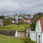 Photo of Kristiansten Fortress
