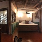 Uniquely beautiful- rustic romantic rooms with full luxury. Perfectly content and 100% satisfied
