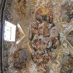 Vast ceiling fresco