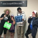 Mystery solvers of all ages rock at Escape NE Ohio.
