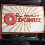 Yes! You do deserve a donut!
