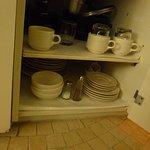 Kitchenette supplies