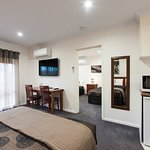 1 Bedroom Family room