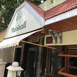Vaishali restaurant from outside