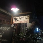 Outside Warung Little Bird