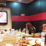 Private room with KTV
