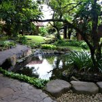 Duta Garden Boutique Villa - grounds