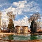 Shahzade ( prince) garden is one of 9 UNESCO Persian garden,a paradise in deseart