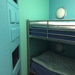 Kids Bunk Beds / Sleeping area within Family Room #2