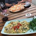 Traumhafte Pizza und leckere Pasta
