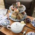 Afternoon tea - why not treat yourself?!