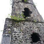 Ruins of the church tower
