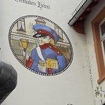 Zum Gemalten Haus Foto