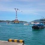 Photo of Hon Mieu Island