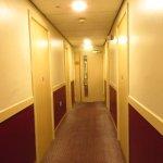 Clean corridors