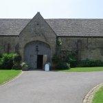 The Tithe Barn - entrance
