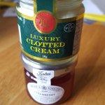 Fresh cream tea - NOT!