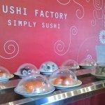 SUSHI FACTORY Foto