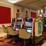 Slot machines (they don't say what you want to see on the reels though)