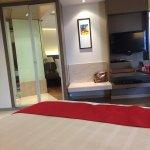 Room ambience. 758