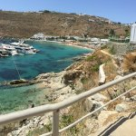 Images of Palladium Hotel, Psarou Beach, P.Galios and Mykonos Old Town