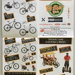 Flinstones bike rental, great price great help form guy working there.