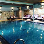 I feel so #relaxed after a day @greenwayhotel #indoor #heated #pool #luxury #cheltenham #spa @el