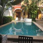 Hotel Merida Santiago Foto