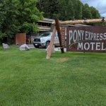 Pony Express Motel Resmi