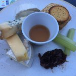Fantastic cheese plate