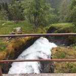 Photo de Storseterfossen