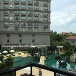 The hotel room is cozy and nice. The food is delicious, especially in Shi Fu restaurant. The sta
