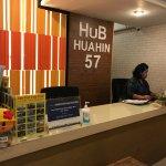 Photo de Hub Hua Hin 57 Hotel