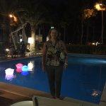 Hotel Doge Alba Adriatica Piscina esterna: ninfee luminose