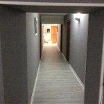 SDB chambre couloir