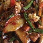 Asia Restaurant Mongolei Foto