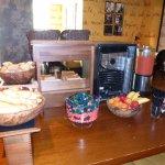 fruits et bonbons