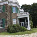 Franklin Delano Roosevelt Home Foto