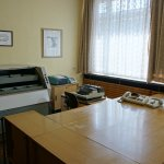 Stasi secretaries' office