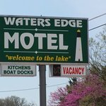 Foto de Waters Edge Motel