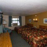 We have four (4) Lake View Rooms with full amenities and wonderful views of the lake.