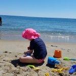 My kids love the beach here