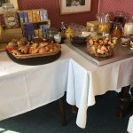 Buffet Breakfast