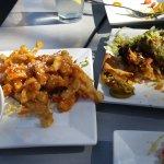 Calamari, Cantina nachos & menu
