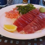 Sashimi Plate (Red Tuna)