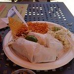 Mahi-Mahi Taco Plate
