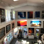 """One of America""""s Top 25 Art Galleries is on the Newport Bayfront."""