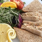 Crab Sandwich £7.25